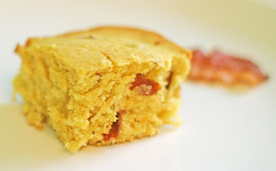 bacon cornbread