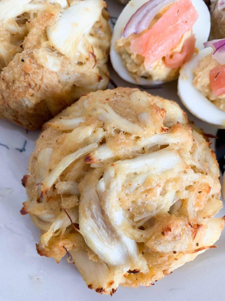 lump crab cakes