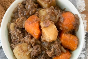 gingersnap beef stew