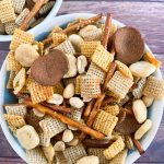 homemade chex party mix